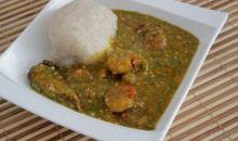 Recette de la semaine : La sauce ''Kôpè'' au poisson
