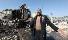 Irak: au moins 75 morts dans un attentat à Bagdad revendiqué par le groupe EI, le plus lourd bilan dans un seul attentat cette année
