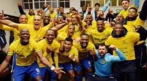Les sud africains de Mmelodi FC ont validé leur ticket pour les demi-finales. Ph. Dr