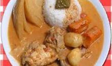 Cuisine : La sauce arachide au poulet