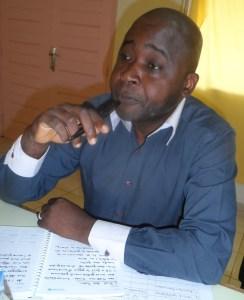M. Doumbia Mamadou, PCA du Ramede-CI a suivi aussi avec beaucoup d'intérêt la formation