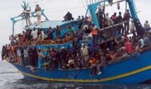 La méditerranée un miroir pour les africains #migrants