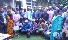 Lutte contre l'immigration clandestine :la communauté musulmane de Côte d'Ivoire aux côtés d'une Ong.