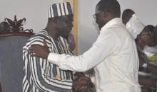 Intronisation du nouveau chef  Tagbana de Yopougon : Docteur Kibésongui N'Datien Cévérin : « Unissons-nous, pour  créer les conditions de notre épanouissement… »