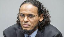 Destruction de biens culturels:un jihadiste malien condamné à neuf ans de prison