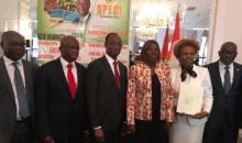 Les deux ports ivoiriens jumelés à celui de Miami-Dade aux journées de promotion économique ivoirienne aux USA #mondedesaffaires