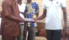 Action sociale : Issouf Diabaté apporte la lumière à l'EPP-CIB #Gagnoa