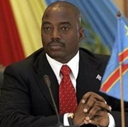 Le président sortant Joseph Kabila