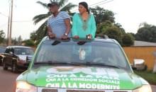 Korhogo/Lancement de la campagne référendaire : Madame Amadou Gon Coulibaly instruit les femmes sur les enjeux du référendum