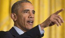 Obama accuse Trump de saper la démocratie américaine