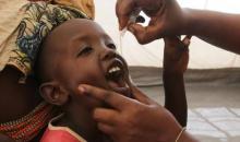 Journée mondiale contre la polio : l'éradication à portée de main