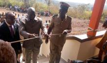 Après 21 ans sans logement résidence :le sous-préfet de Foungbesso reçoit enfin les clés de sa résidence