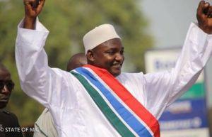 Adama Barrow, le futur Président de la Gambie après la défaite de Yahya Jammeh. (Ph: Dr)
