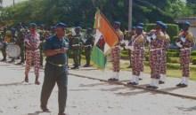 Armées Nationales / Célébration de la sainte  Barbes 2016 : Une commémoration sous le signe de la cohésion retrouvée au 1er  Bataillon du Génie de Bouaké