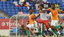 CAN 2017 / Face à la RD Congo, la Côte d'Ivoire compromet ses chances de qualification