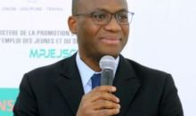 Promotion de la jeunesse : Sidi Touré présente son bilan à la presse #Déjeuner