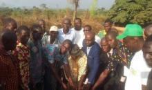 Lutte contre la pauvreté : Bientôt une usine de transformation de manioc à Danané