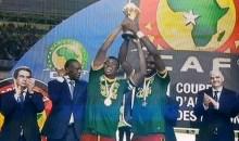 CAN 2017 : Les Lions indomptables du Cameroun s'installent sur le toit de l'Afrique #Football