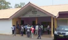 Interdits d'activités : Plusieurs ex-combattants démobilisés de la cellule 39 assiègent la préfecture de Korhogo #Poro