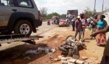 Côte d'Ivoire : Une collision entre un véhicule de la gendarmerie et un taxi communal fait 1 mort