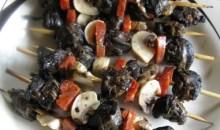 Recette de la semaine : Brochettes d'escargots à la moutarde