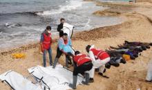 LIBYE : La découverte de corps fait craindre un important naufrage en Méditerranée