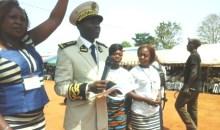 Zagoué : Le 1er sous-préfet investi