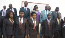 Côte d'Ivoire/Les premiers étudiants de l'Université de Man reçoivent leurs uniformes