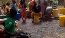 Sécheresse accentuée : l'eau manque dans les robinets de Kaniasso #Sodeci