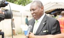 Congrès constitutif de la Cnaescom : Dr Kouamé Désiré retrace la grande vision du Ministre Raymonde Goudou Coffie #Santé