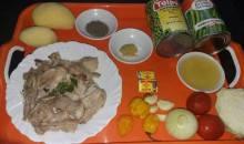 Cordon bleu : le restaurant Valoris propose son poulet sauté aux petits pois #Cuisine