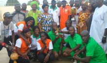 Korhogo/Maracana : l'équipe du Conseil régional remporte le trophée de la cohésion et du rapprochement civil-militaire #Sport