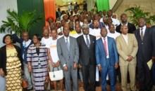 Pour le succès des VIIIemes   jeux de la Francophonie / Le ministre Gouverneur ivoirien Beugré Mambé met en mission la jeunesse et les membres de la société civile