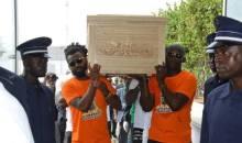 Côte d'Ivoire: Cheick Tioté repose à jamais  au cimetière de Williamsville#Deuil