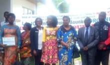Côte d'Ivoire/Services communautaires :La Jeune Chambre Internationale Universitaire de Bouaké en formation