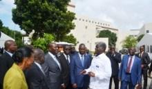 8ème jeux de la francophonie en Côte d'Ivoire/Kablan Duncan, aux journalistes: « Nous sommes prêts » # Francophonie