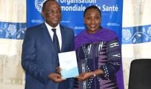 Sécurité sanitaire : le ministère de la Santé réceptionne le document stratégique de coopération de l'OMS et plusieurs équipements sanitaires #Gouvernement