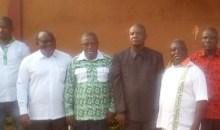 Côte d'Ivoire : Les Nouveaux délégués de Sakassou en ordre de bataille