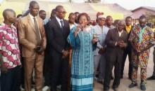 Après son élection : Mme le député de Brobo reconnaissante aux populations #AnigoAffoué