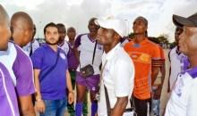 Football : le Club Maracana de Bouaflé  glane plusieurs  trophées au niveau régional #Sport