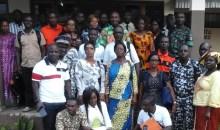 Lutte contre les violences basées sur le genre : l'UNFPA forme les acteurs nationaux #Duékoué