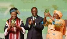 Distinction : Maïmouna Coulibaly Sidibé et Ruth Khasaya Oniang'o lauréates  du  « Prix de l'Alimentation en Afrique 2017»