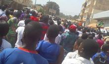Après le saccage des établissements Bethleem : les élèves initient une marche de protestation #Educationnationale