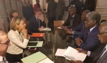 Axe Paris-Abidjan : la région de l'Ile de France et le District Autonome d'Abidjan jettent les bases d'une fructueuse coopération #Valérie Pécresse