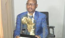Grand prix Afrique-Inter : le DG de la Matca décroche le Super Prix Diamant 2017 à Paris #Célébration