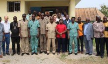 Guiglo/Prix  vert : l'OIPR octroie 1.300.000 Fcfa à deux villages #Environnement