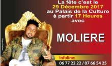 Après 7 ans d'absence : Molière se signale avec ''Chargeur universel''#Concert