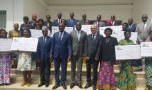 Côte d'Ivoire : le Ministre du Commerce matérialise le fonds pour la promotion des PME et de l'entreprenariat féminin #Promotiondelafemme