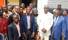 Inauguration de l'agence Saphir : la Matca se rapproche des sociétaires de Yopougon et Attécoubé #Taxis-compteurs