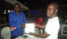 Vœux de nouvel an : le PCA de la FSUCOM d'Andokoi honoré par les agents